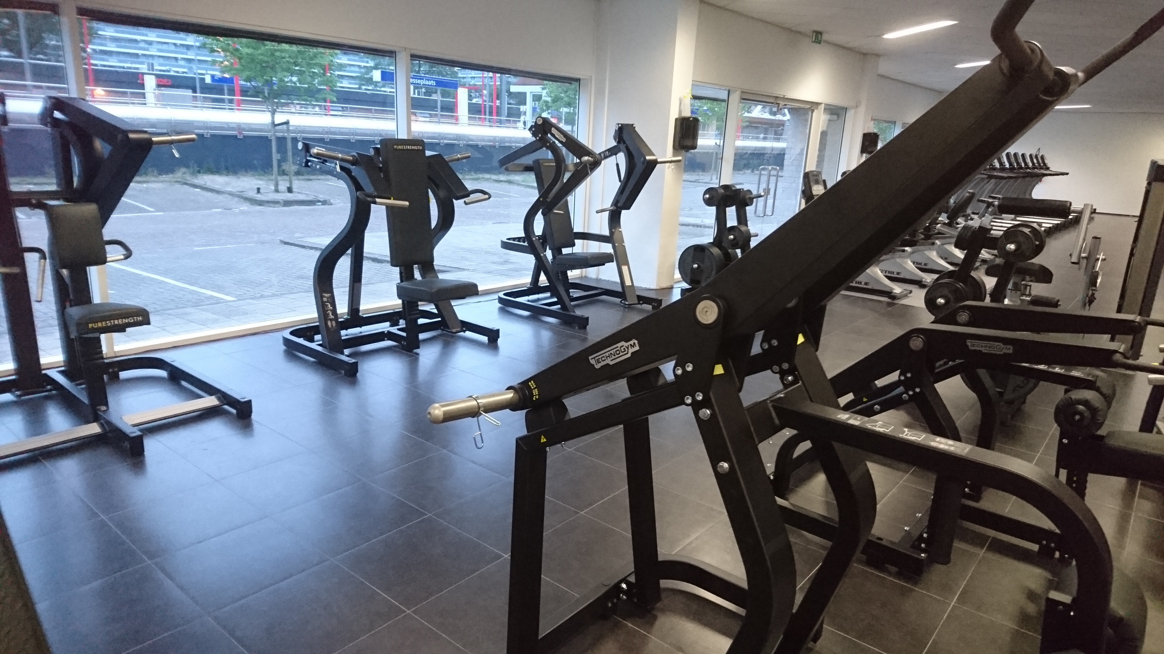 Brad Fit is nu 24H Fitness